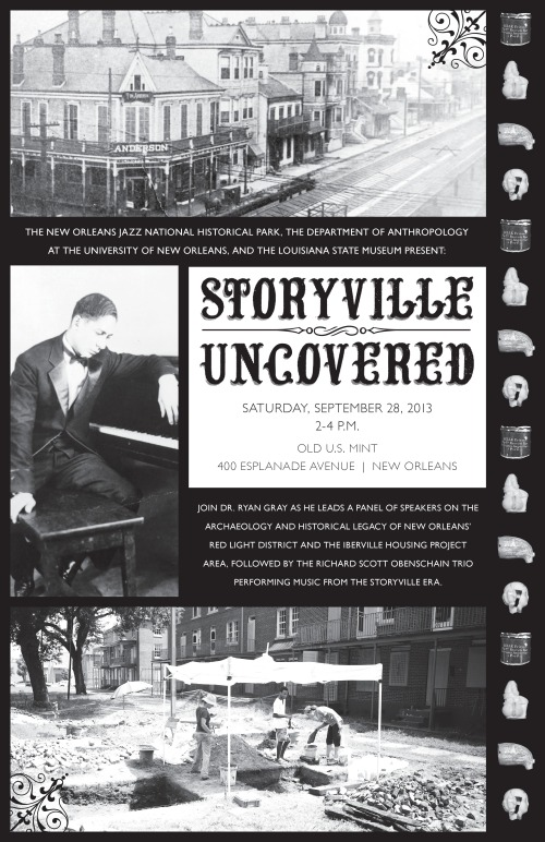 Storyville Uncovered