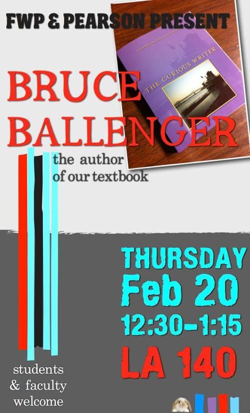 Bruce Ballinger