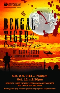 10.2 Bengal Tiger (Theater)