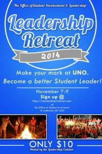11.7-9 Leadership Retreat