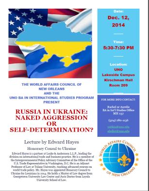 12.12 Ukraine Crisis