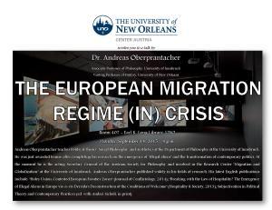 Oberprantacher Migration Crisis Flyer