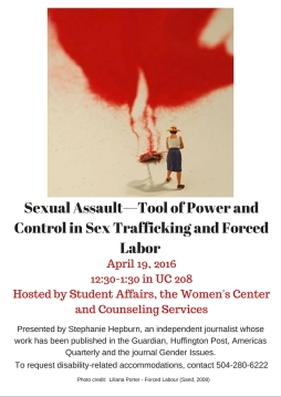 Copy of Sexual Assault—Tool of Power and Control in Sex Trafficking and Forced Labor (2)